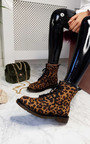 Yasmin Leopard Desert Boots Thumbnail