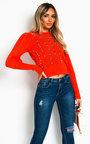 Yolanda Knit Jumper Thumbnail