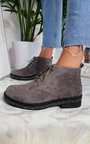 Zach Lace Up Ankle Boots Thumbnail