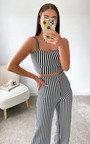 Zeena Striped Co-Ord Thumbnail