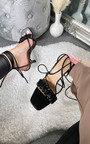 Zizi Strappy Mule Heels Thumbnail