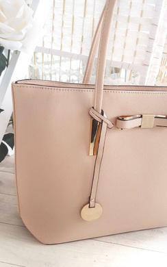 View the Lilian Faux Leather Handbag online at iKrush