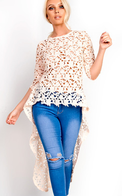 View the Lia Crochet Top online at iKrush