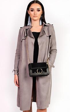 View the Brooke Gold Studded Shoulder Bag online at iKrush