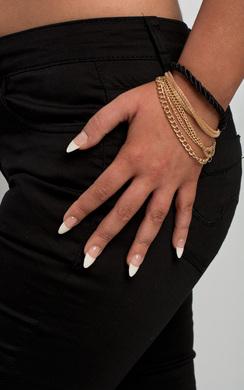 View the Avis Chain Bracelet online at iKrush