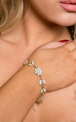 View the Alea Diamante Bracelet online at iKrush