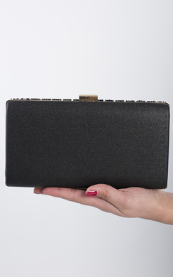 View the Sappho Gem Detail Clutch Bag  online at iKrush