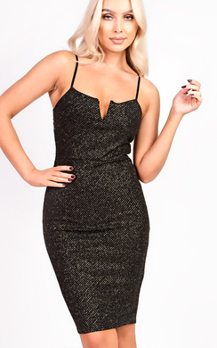 View the Cindy Sequin Cami Dress online at iKrush