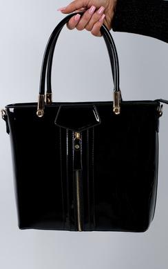 View the Effy Patent Handbag online at iKrush