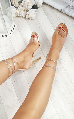 View the Ria Clear High Heels online at iKrush