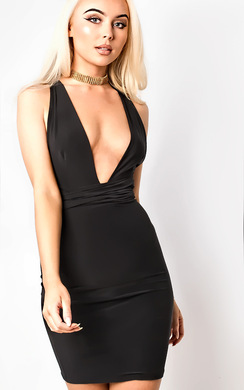 View the Prim Slinky Multiway Bodycon Dress online at iKrush