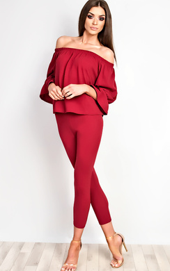 View the Janie Off Shoulder Co-Ord online at iKrush
