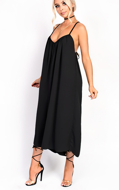 View the Scarlett Culotte Jumpsuit online at iKrush