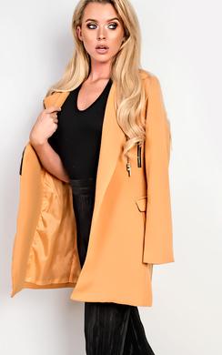 View the Talia Zipped Jacket online at iKrush