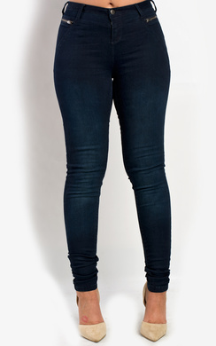 View the Milena Skinny Jeans online at iKrush