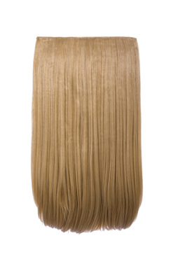 View the Intense Volume Clip In Hair Extensions - Flicky Golden Blonde online at iKrush