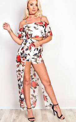 View the Rosa Floral Co-ord online at iKrush