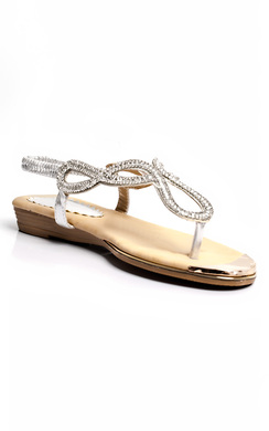View the Valina Embellished Sandals online at iKrush