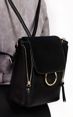 View the Casia Faux Leather Multiway Bag online at iKrush