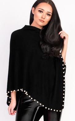 View the Tina Beaded Poncho  online at iKrush