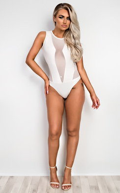 View the Talin Mesh Bodysuit online at iKrush