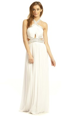 View the Polly Evening Maxi Dress online at iKrush