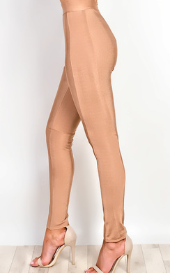 View the Sasha Bandage Trousers online at iKrush