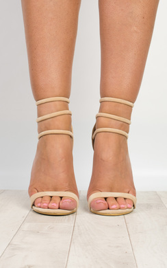 View the Kanya Strappy High Heels  online at iKrush
