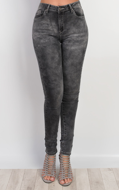 View the Alaina Skinny Jeans online at iKrush
