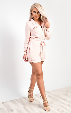 View the Maysa Utility Playsuit online at iKrush
