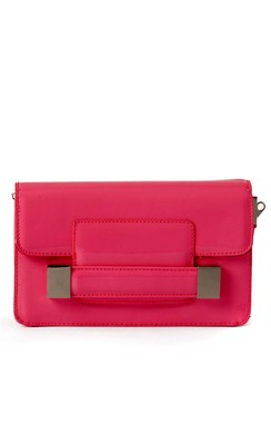 View the Eily Clutch Bag in Red online at iKrush