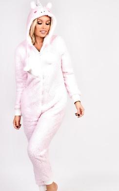 View the Unicorn Fleece Onesie online at iKrush