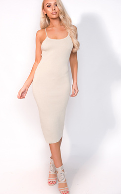 View the Saskia Midi Luxe Bandage Dress online at iKrush