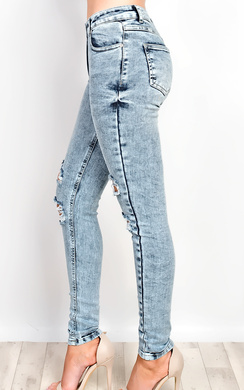 View the Carlem Ripped Jeans online at iKrush