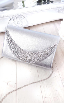 View the Joslin Embellished Clutch Bag online at iKrush