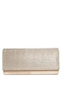 View the Nera Diamante Clutch Bag online at iKrush