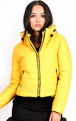 View the Ella Padded Jacket online at iKrush