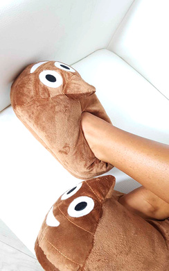 View the Emoji Slippers online at iKrush