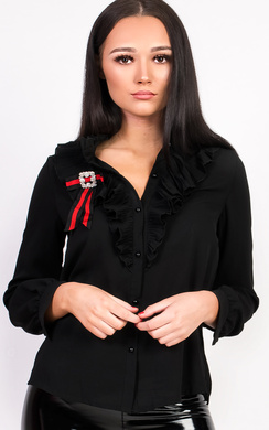 View the Jodie Frill Shirt  online at iKrush