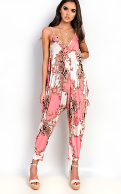 View the Layla Harem Jumpsuit online at iKrush