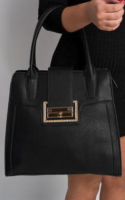 View the Appoline Diamante Detail Handbag online at iKrush