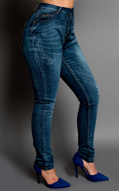 View the Mel Skinny Jeans online at iKrush