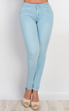 View the Onora Skinny Jeans online at iKrush