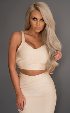 View the Joss Bandage Crop Top online at iKrush
