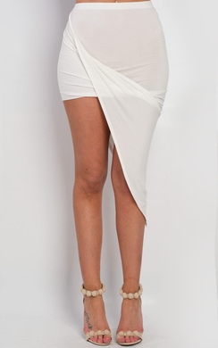 View the Bellamy Gathered Skirt online at iKrush