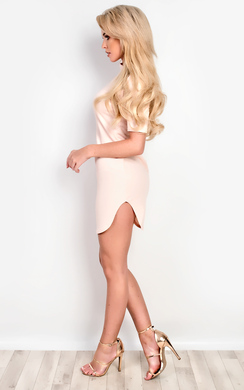 View the Carrie Bodycon Dress online at iKrush