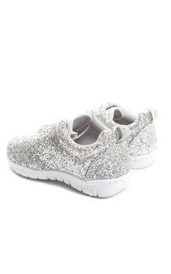 View the Darah Glitter Trainers online at iKrush