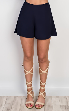 View the Delaney Floaty Shorts online at iKrush