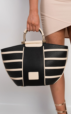 View the Millie Laser Cut Handbag online at iKrush