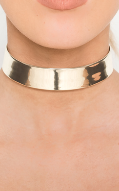 View the Rosa Metallic Choker  online at iKrush